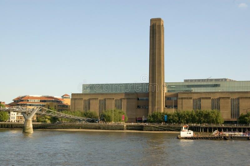 Rampe de Tate Modern, Londres image libre de droits