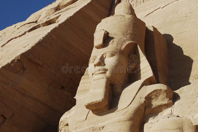 Ramses ΙΙ στοκ εικόνες