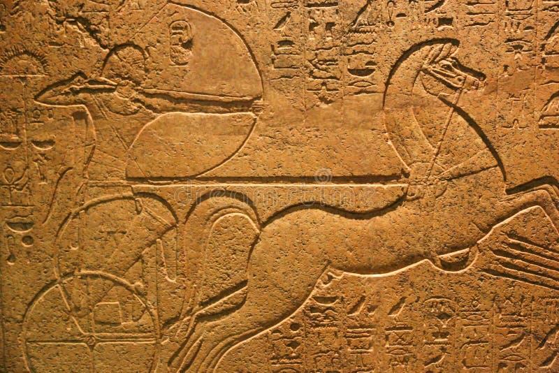Ramses антиквариаты короля старые, музей Луксора на Египте стоковые фотографии rf