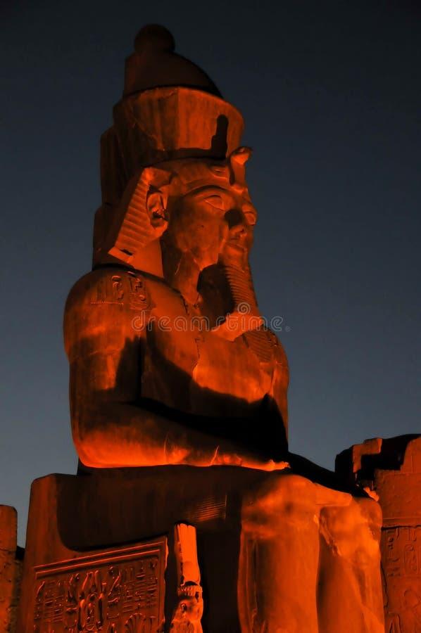 Ramses II royalty-vrije stock foto's