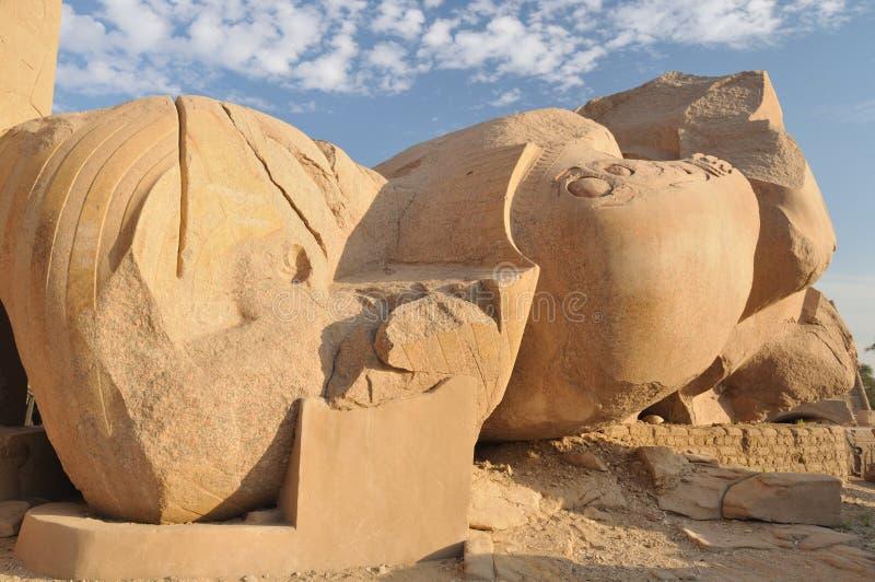 Ramses II fotos de archivo libres de regalías