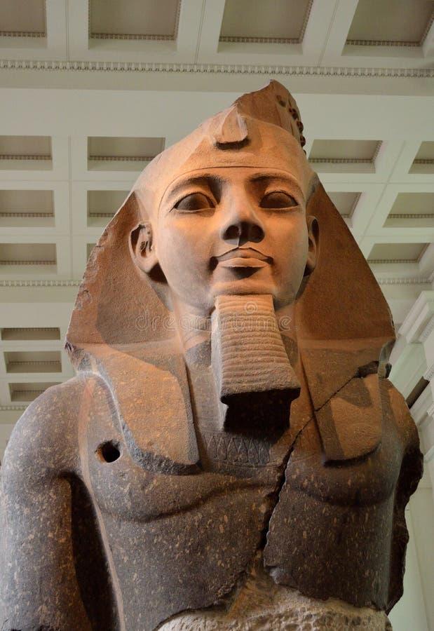 Ramses II royalty free stock photography
