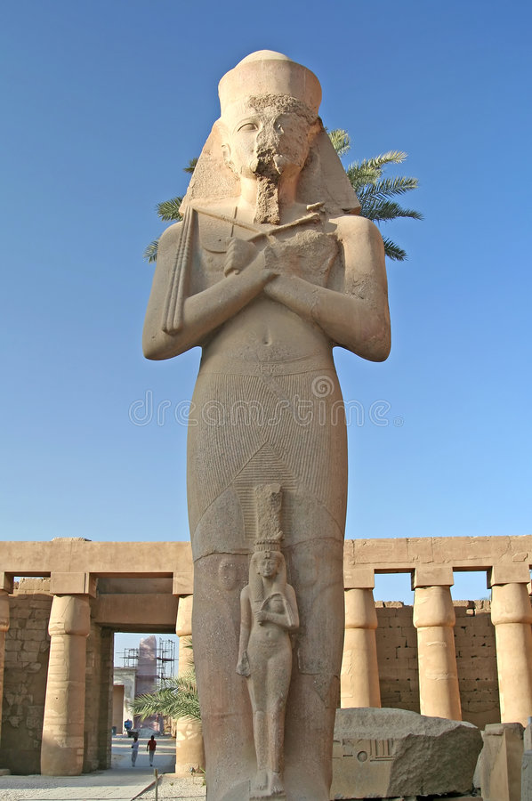 Download Ramses II stock image. Image of garden, holy, ancient, nature - 726875