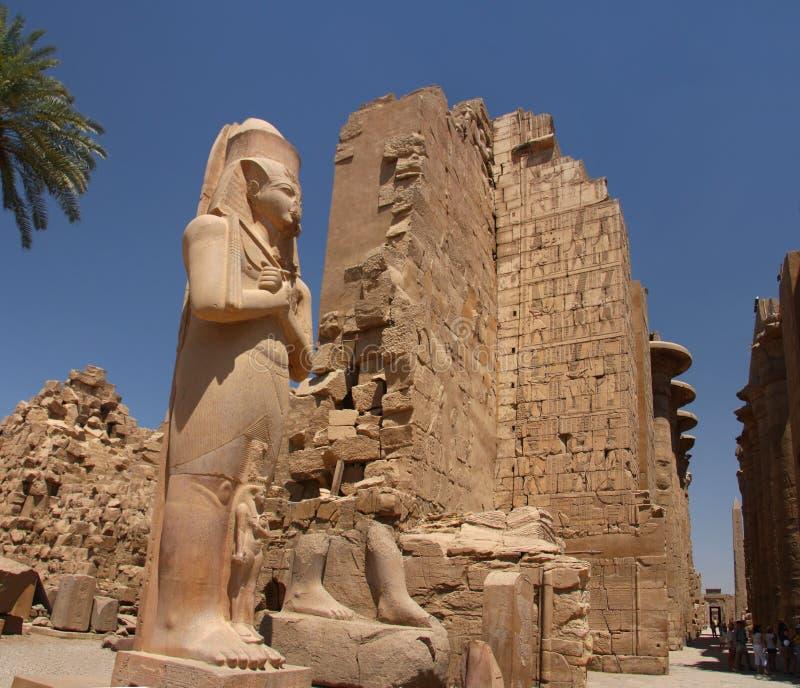 Ramses ii fotografía de archivo