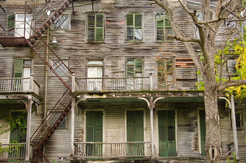 Ramshackle House Stock Images