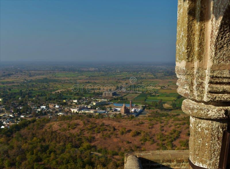 Ramshej fort obraz royalty free