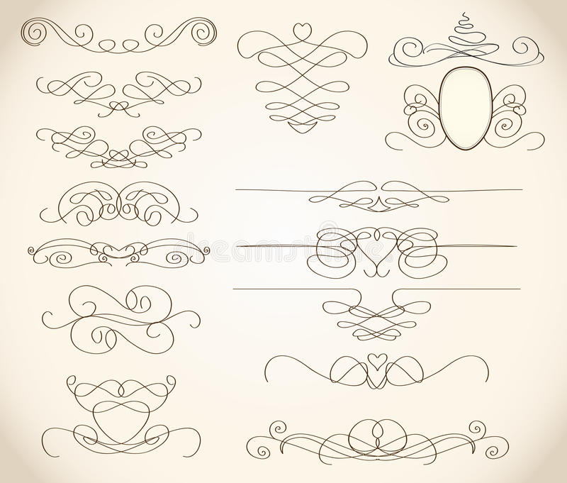 ramswirls stock illustrationer