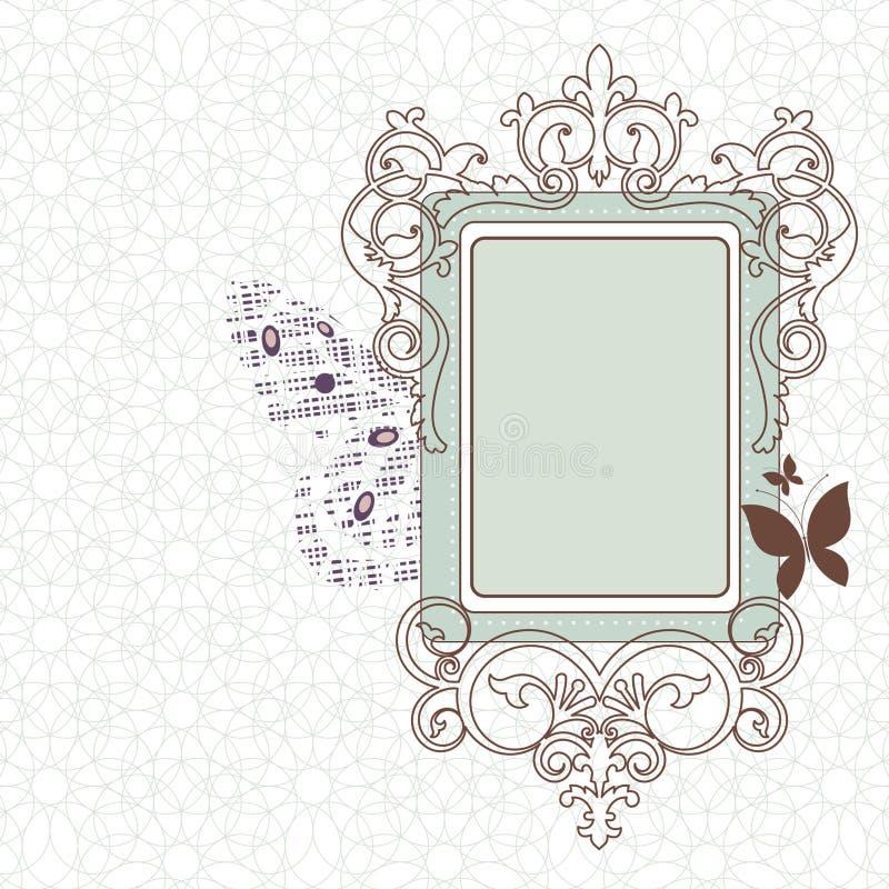 ramtappning vektor illustrationer