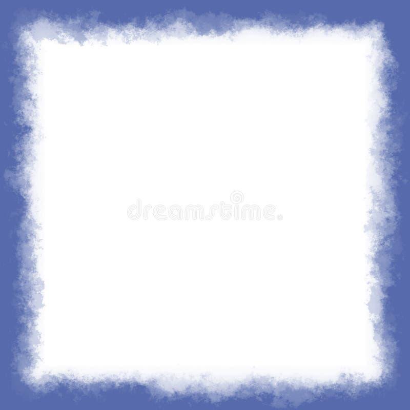 ramvattenfärg vektor illustrationer