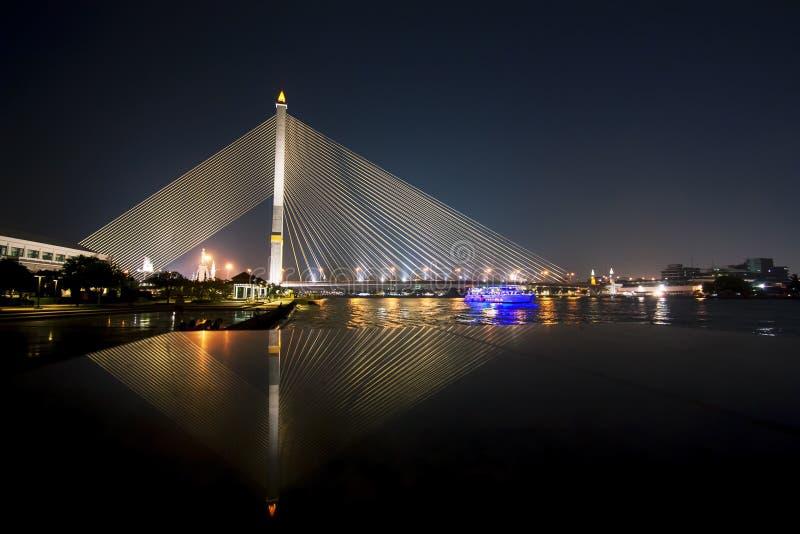 Ramy VIII most obrazy royalty free