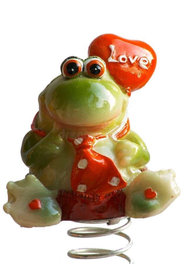 Download Rana De La Tarjeta Del Día De San Valentín Imagen de archivo - Imagen de pequeño, juguetón: 176243