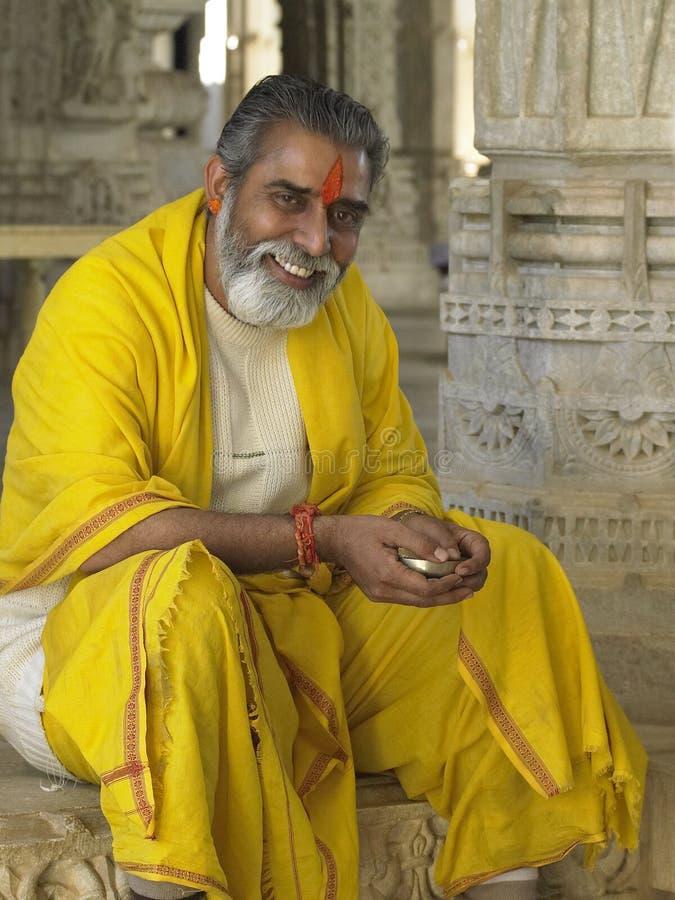 Ranakpur - Rajasthan - Indien royaltyfri foto