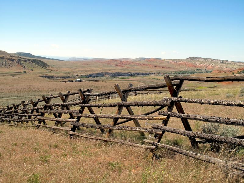 Download Ranch stock image. Image of wooden, ranches, fence, range - 10331043