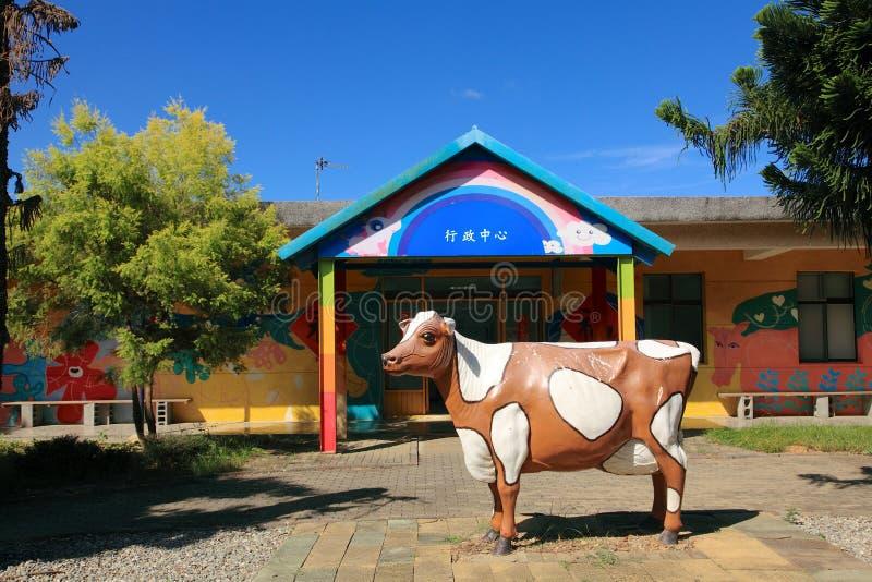 Rancho de Chulu, Taitung, Taiwan fotos de stock