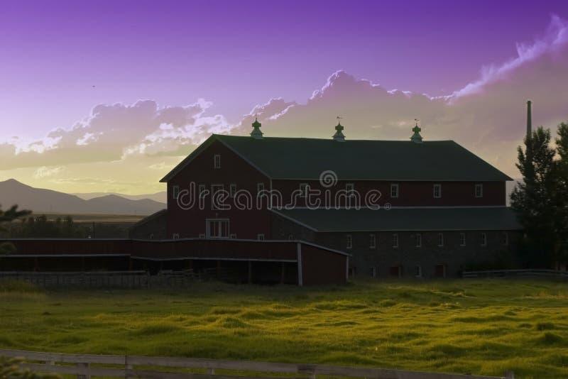 ranczo zdjęcie royalty free