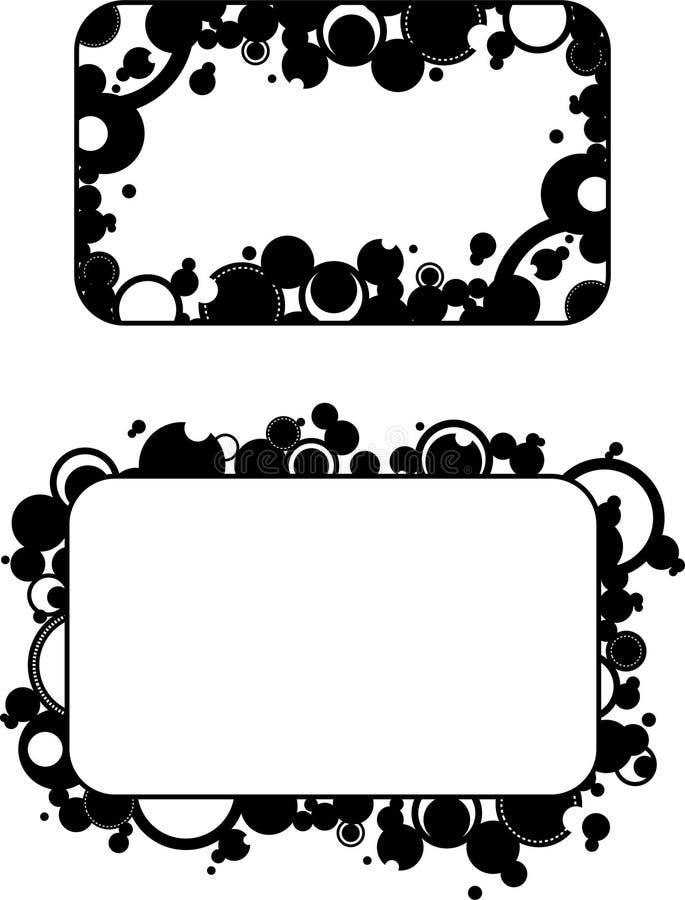 Download Rand vektor abbildung. Illustration von graphik, dekoration - 9099752