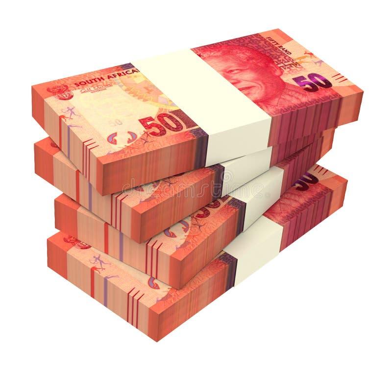 Download Randes Sudafricanos En El Fondo Blanco Stock de ilustración - Ilustración de mercado, manojo: 64212448
