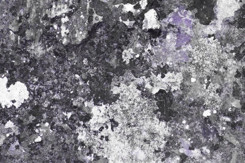 Randig lav för purpurfärgad tappning på slottväggtextur - gullig abstrakt fotobakgrund arkivfoto