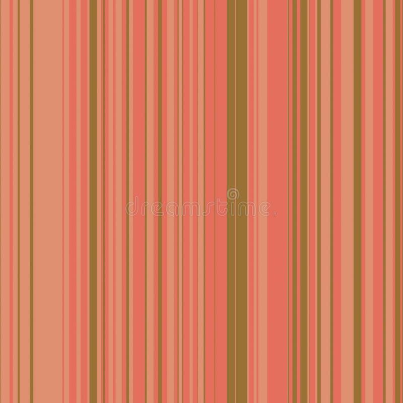 randig wallpaper vektor illustrationer