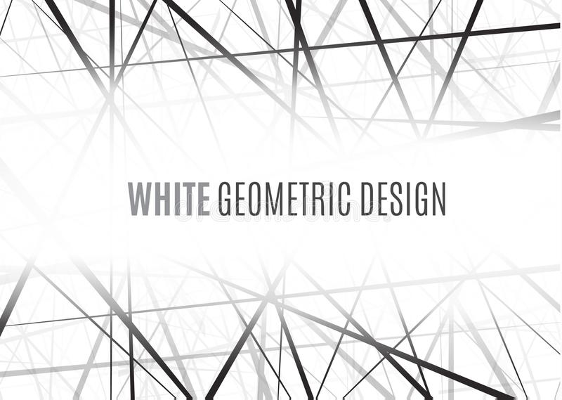 Random chaotic lines abstract geometric pattern.Vector background. Can be used in cover design, book design, poster vector illustration