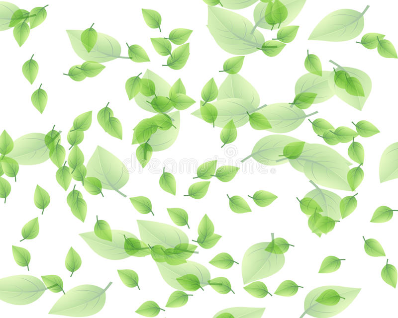 Download Random Leaf Pattern Royalty Free Stock Photography - Image: 23661587