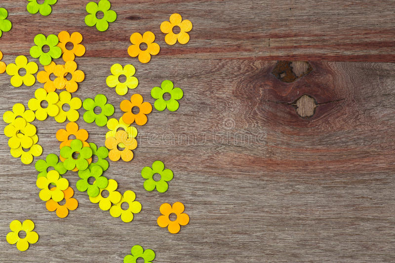 Random Pattern Love Flowers Valentines Day royalty free stock photo