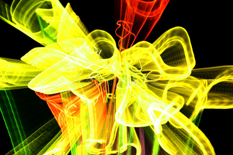 Download Random streaks of light stock photo. Image of abstract - 12741910