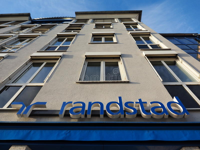 Download Randstad editorial stock image. Image of agency, temp - 35046524
