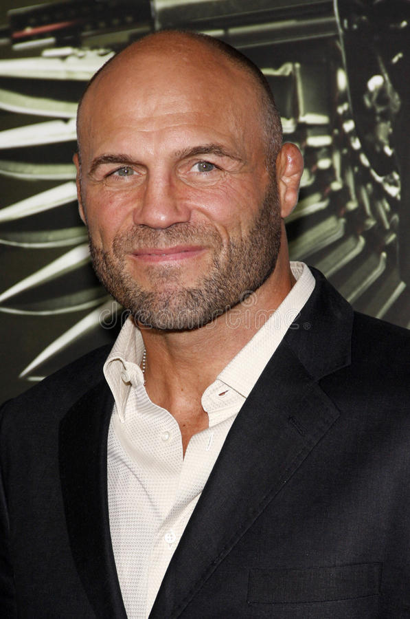 Randy Couture arkivfoto