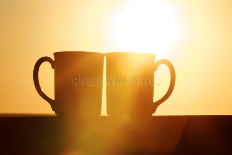 Ranek Kawa obraz stock