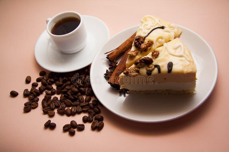 Download Ranek kawa i souffle zdjęcie stock. Obraz złożonej z kucharz - 65225230