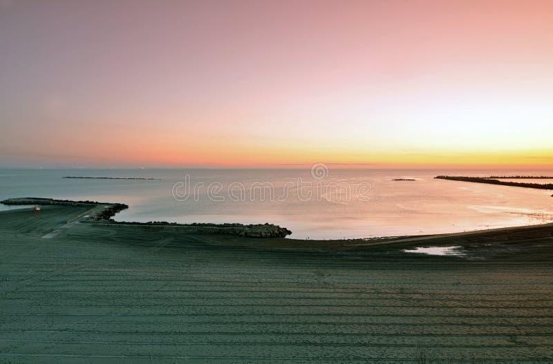 ranek morze obrazy royalty free