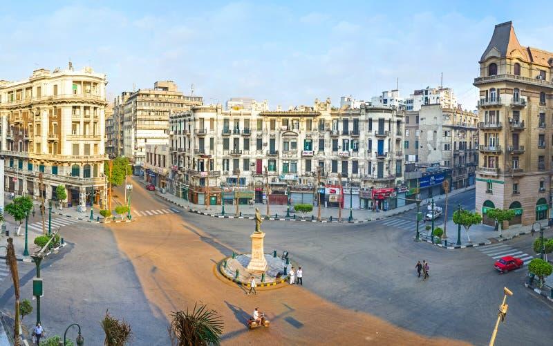 Ranek w Kair obraz royalty free