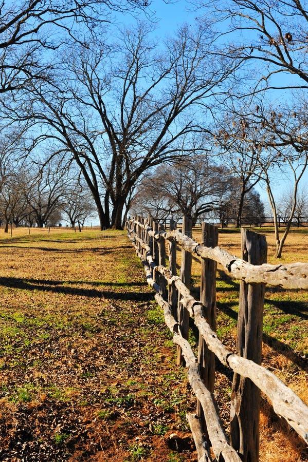 Free Range Fence Royalty Free Stock Photos - 12431118