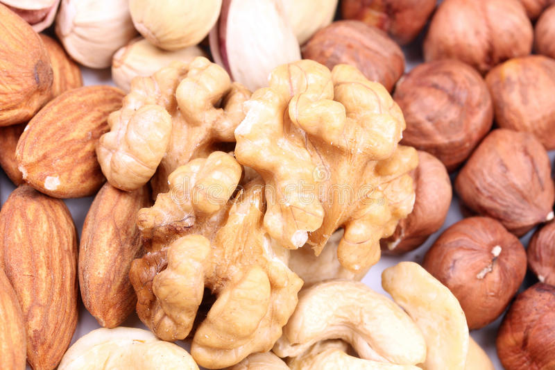 Download Range Of Nuts Royalty Free Stock Images - Image: 23925059