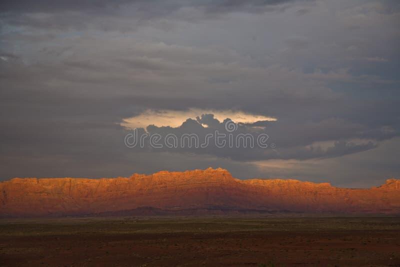 Download Range In Spectacular Sunset Light Stock Image - Image of rock, mountain: 13666181