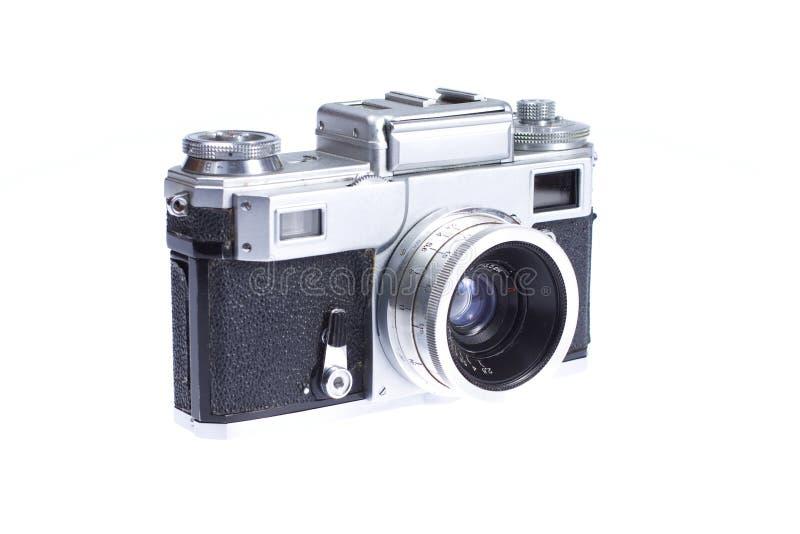 Rangefinder Camera Stock Photography