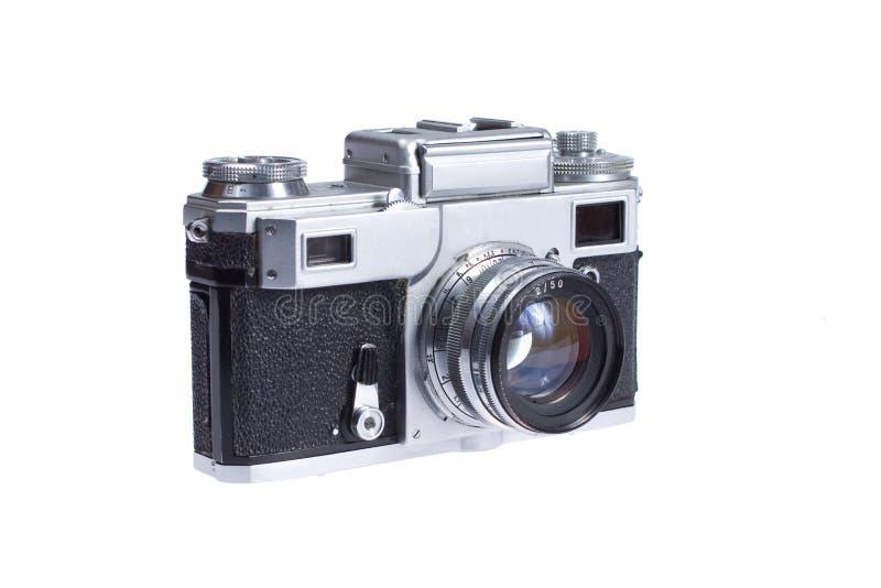 Download Rangefinder camera stock image. Image of macro, history - 17224297