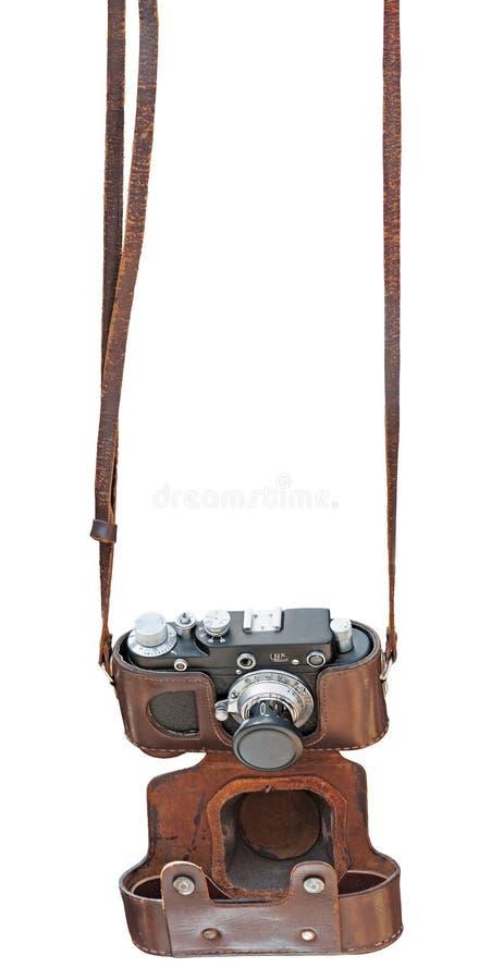 Download Rangefinder camera stock photo. Image of imagery, metal - 26149924