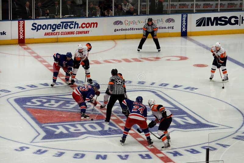 Download Rangers X Islanders Ice Hockey Game Editorial Stock Photo - Image of chris, park: 12252278