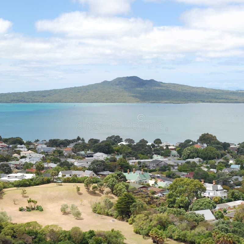 Free Rangitoto Island And The Hauraki Gulf, New Zealand Stock Image - 31450251