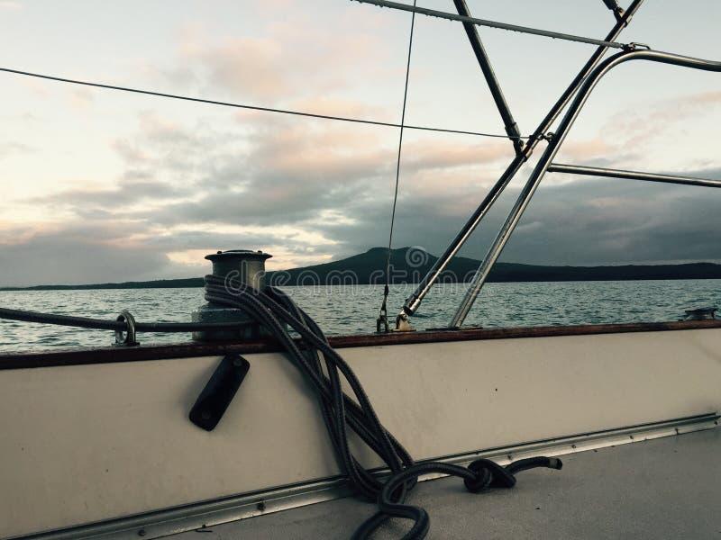 Rangitoto Island royalty free stock photo