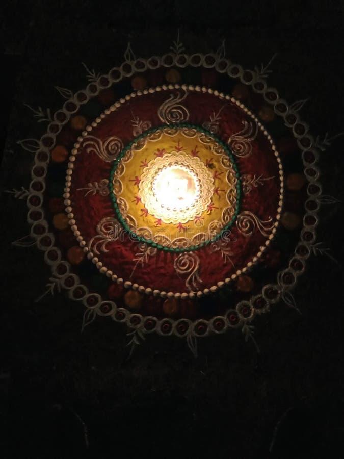 Rangoli. Art, Creation, Love, tradition stock photo