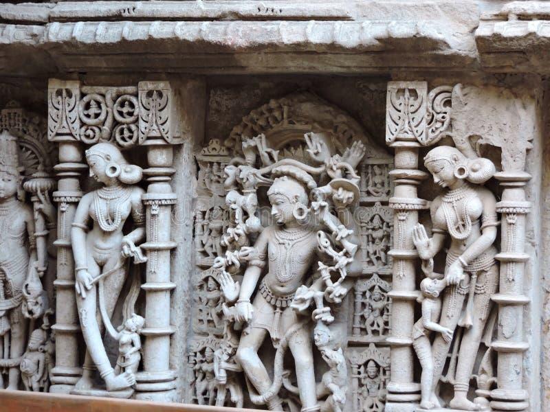 Rani Ki Vav fotografía de archivo