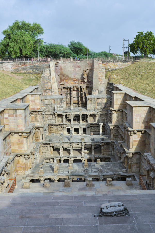 Download 'Rani-ki-Vav', An 11th Century Stepwell In Gujarat, Has Been Approved As A World Heritage Site Editorial Photo - Image: 42193121