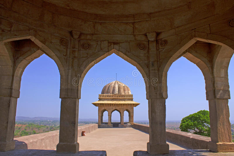 Rani Roopmati Mahal στοκ φωτογραφία με δικαίωμα ελεύθερης χρήσης