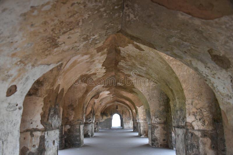 Rani Roopmati Pavillion, Mandu, Madhya Pradesh στοκ φωτογραφίες με δικαίωμα ελεύθερης χρήσης