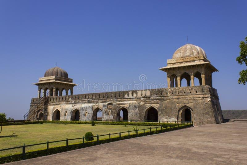 Rani Roopmati Place royaltyfri fotografi