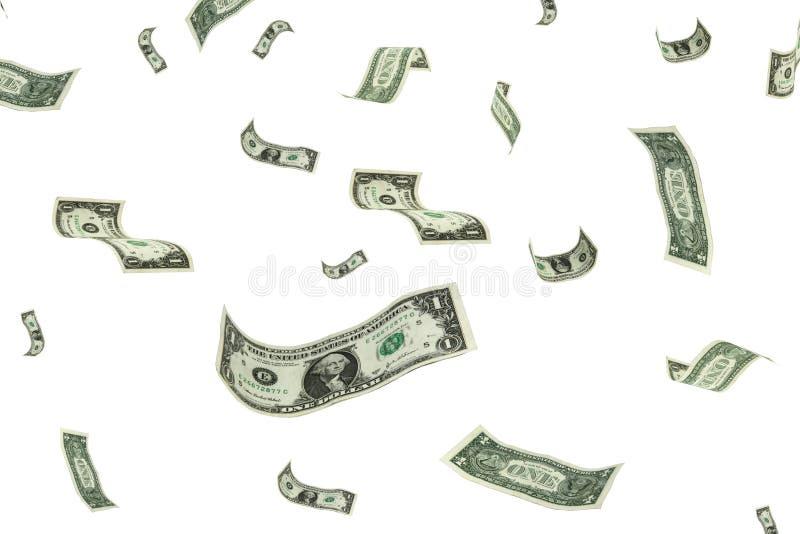 raning的货币 图库摄影