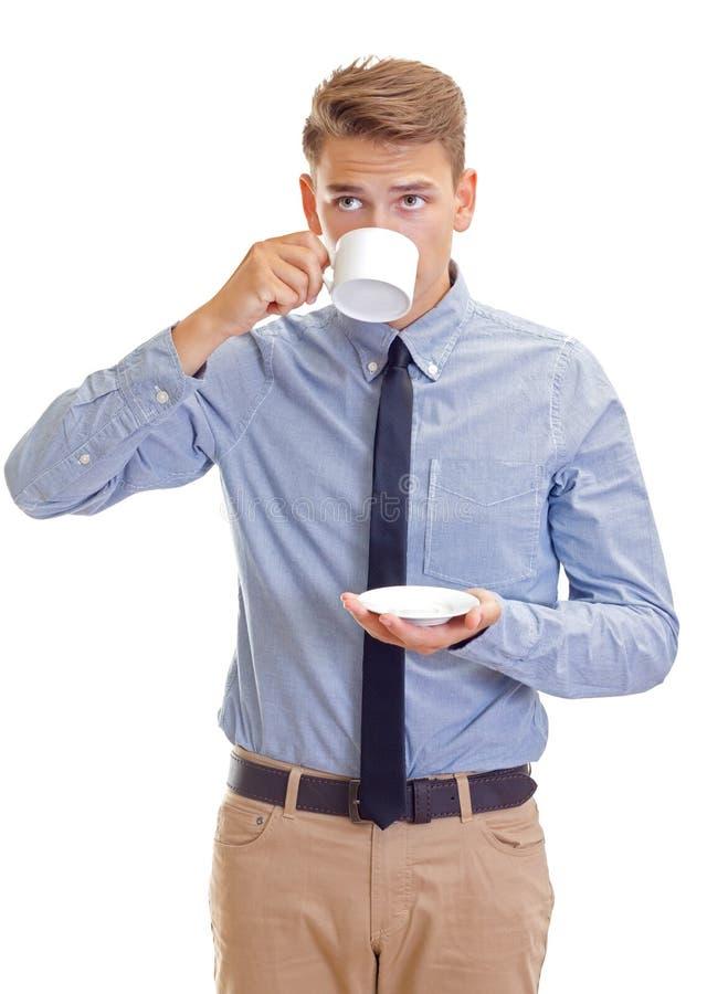 Ranku coffe zdjęcie royalty free